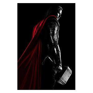 Thor. Размер: 30 х 45 см